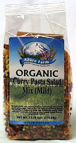 Curry Pasta Salad Mix, Org (Mild)