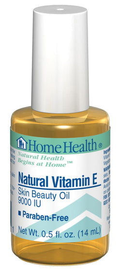 Vitamin E Oil-Natural Amber