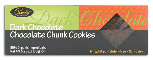 Dark Chocolate Chocolate Chunk Cooki