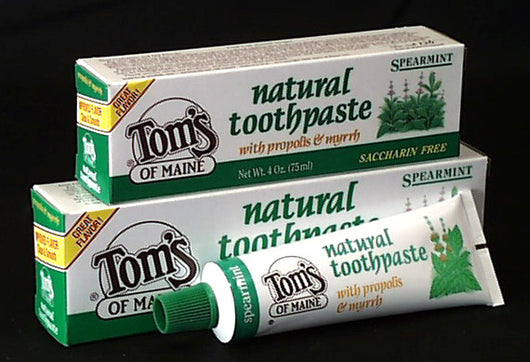 Spearmint Toothpaste