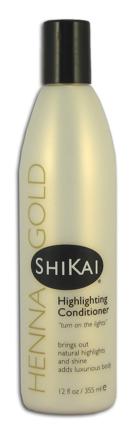 Henna Gold Highlighting Conditioner