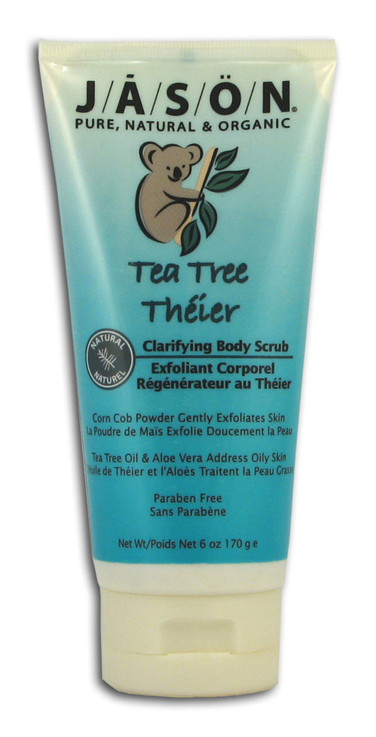 Tea Tree Clarifying Body Scrub