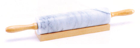 10 Marble Rolling Pin w/ stand