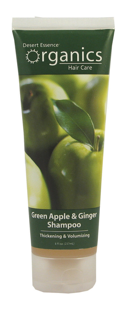 Green Apple & Ginger Shampoo, Org