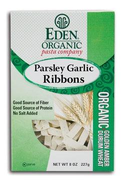 Parsley & Garlic Ribbons