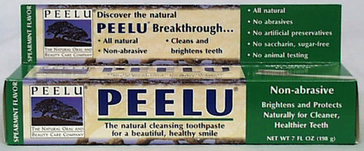Toothpaste, Spearmint