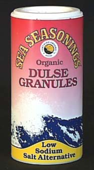 Sea Seasonings - Dulse Shaker, Org