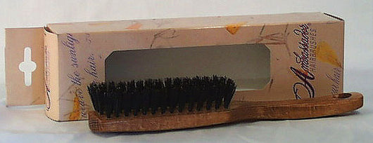 Hairbrush w/Pure Natural Bristles