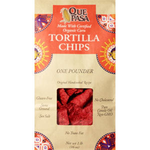 Red Tortilla Chips
