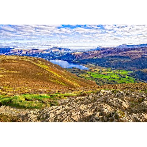 Borrowdale, Lake District National Park - FCL010