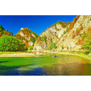 Dunajec River, Pieniny Mountains - POL010