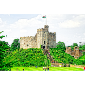 Cardiff Castle - WAL012
