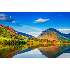 Buttermere, Lake District National Park - FCL014