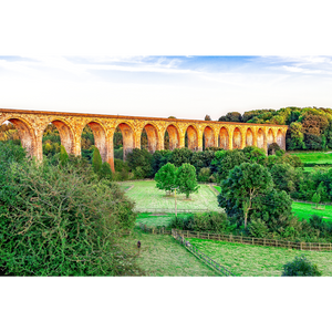 Cefn Mawr Viaduct, Wrexham. North Wales - FCL016