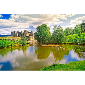 Caerphilly Castle - FCF017