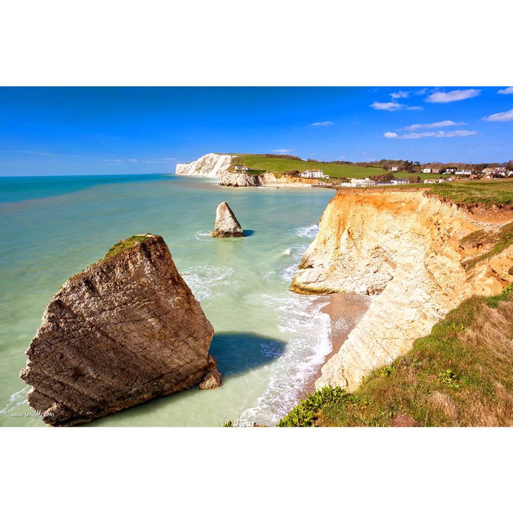 Freshwater Bay, Isle of Wight - FST120