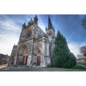 Epernay Cathedral - FRA022