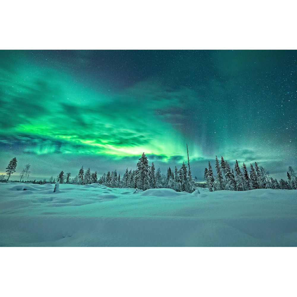 Finland, Northern Lights - SCA022
