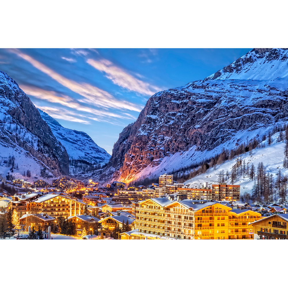 French Alps, Val d'Isere - MOU023