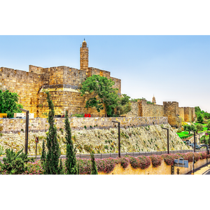 Jerusalem, Tower of David - ISR025