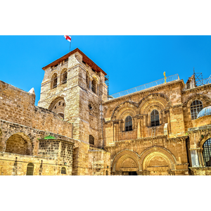 Jerusalem, Church of the Holy Sepulchre - ISR026