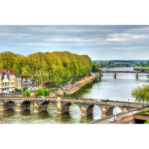 Angers, Pont de Verdun Bridge - FRA002
