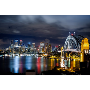 Australia, Harbour Bridge, Sydney - BRG002