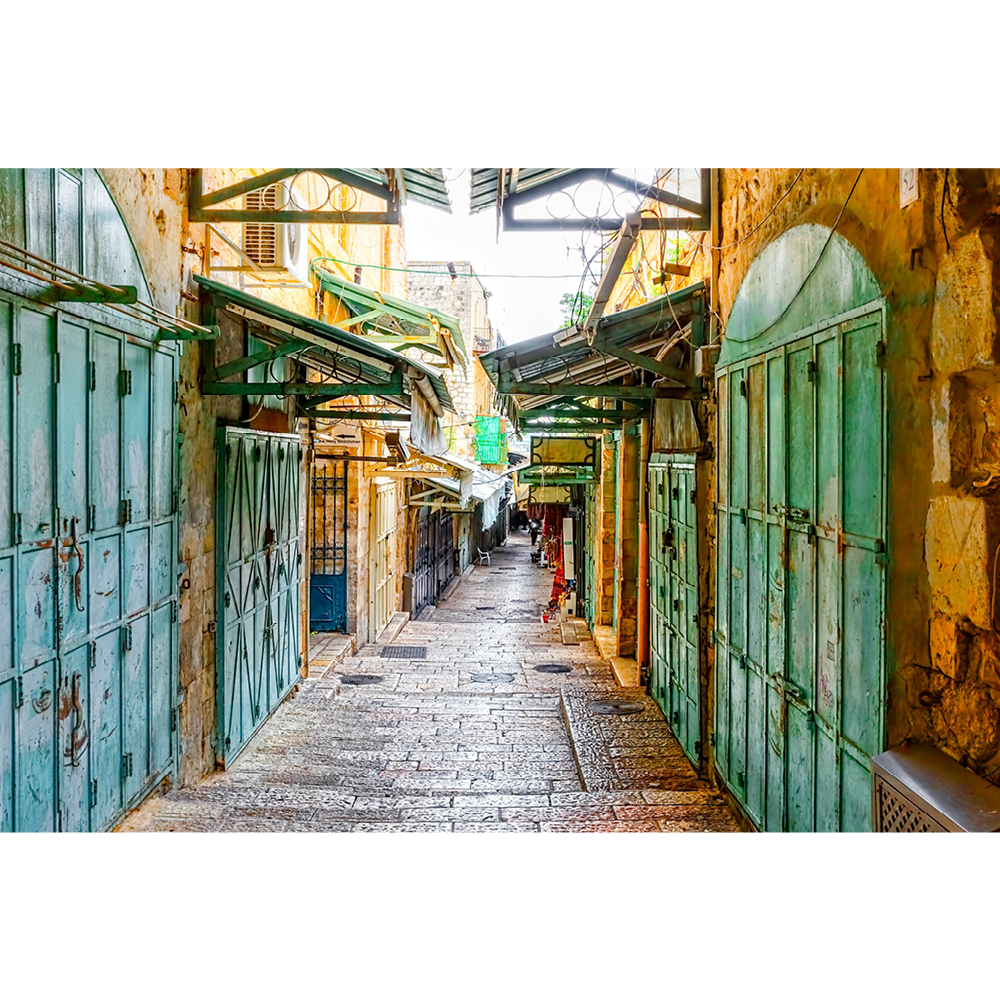 Jerusalem, Old City - ISR034