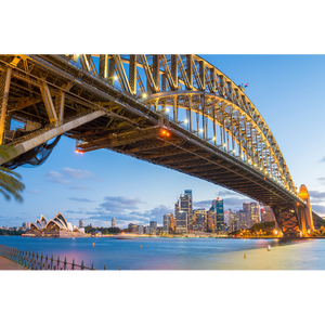 Australia, Harbour Bridge, Sydney - BRG003