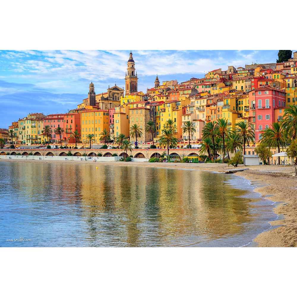Menton, French Riviera - FRA041