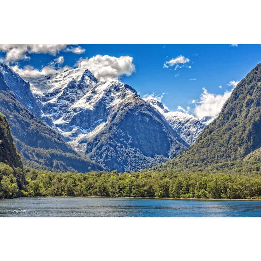 New Zealand, Southern Alps - MOU042