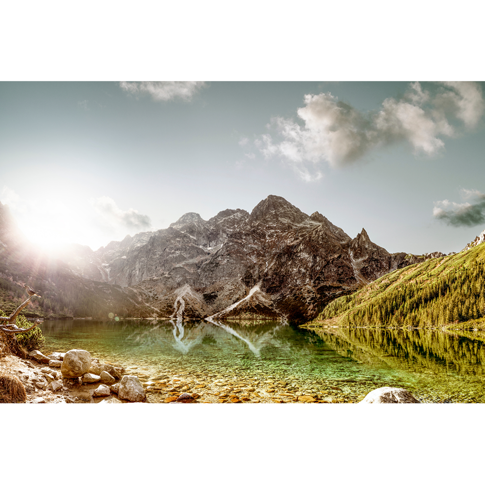 Tatra Mountains, Eye of the Sea Lake - POL044