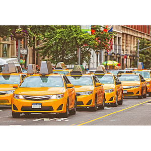 New York Yellow Cabs - NY045