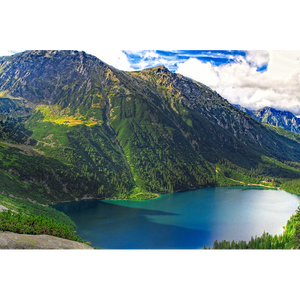 Tatra Mountains, Morskie Oko Lake - POL045