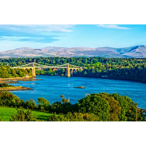 Anglesey, Menai Bridge - WAL004