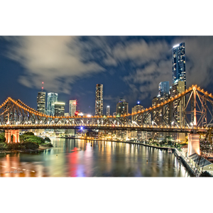 Australia, Story Bridge, Brisbane - BRG004
