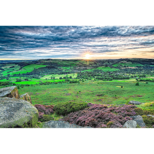 Baslow Edge, Peak District National Park - FCL004