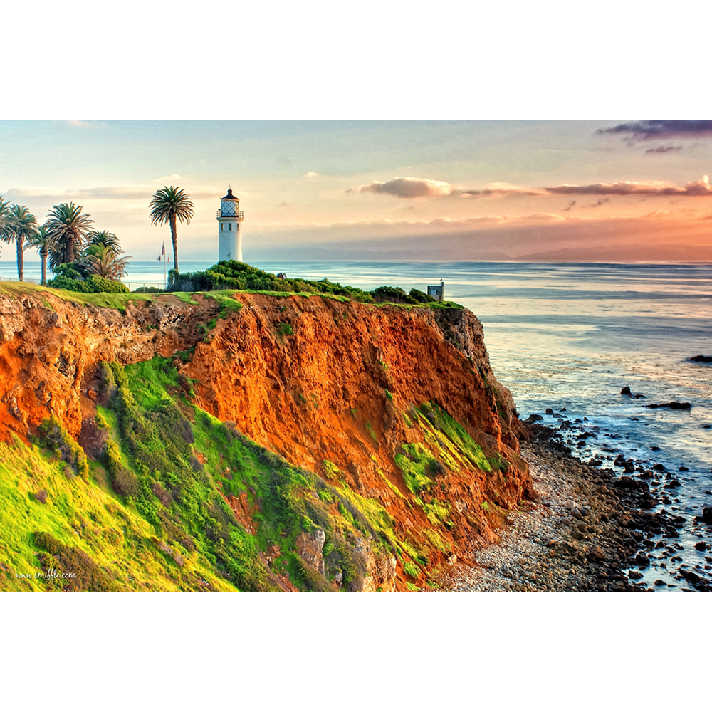 Point Vicente, Rancho Palos Verdes, California, USA - LGT050