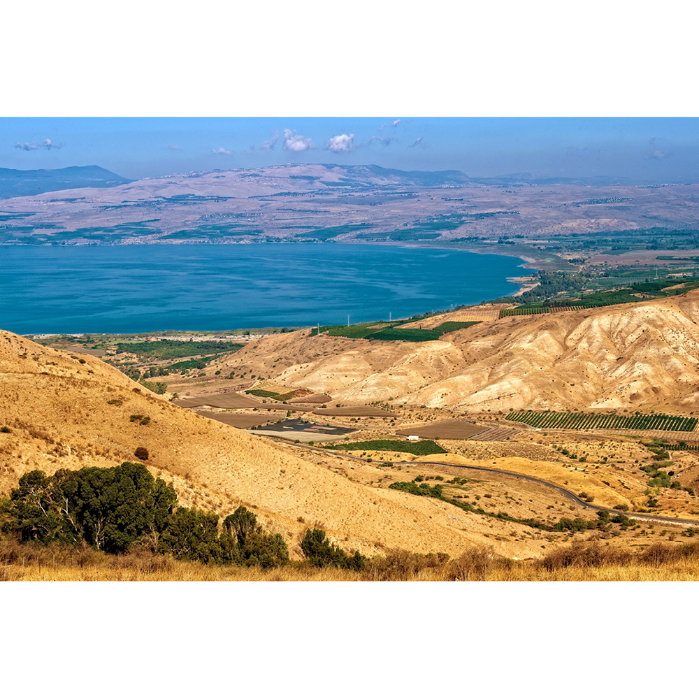 Sea of Galilee - ISR052