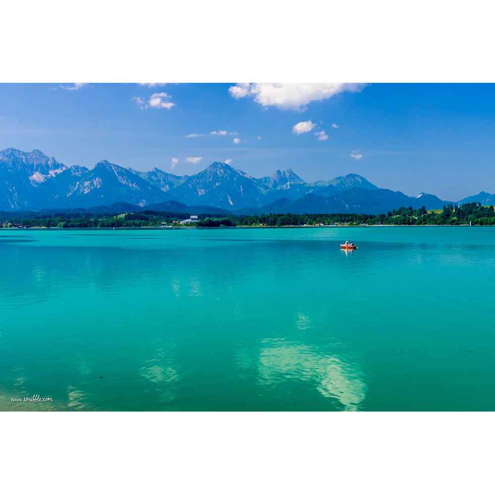 Lake Forggensee - GER153