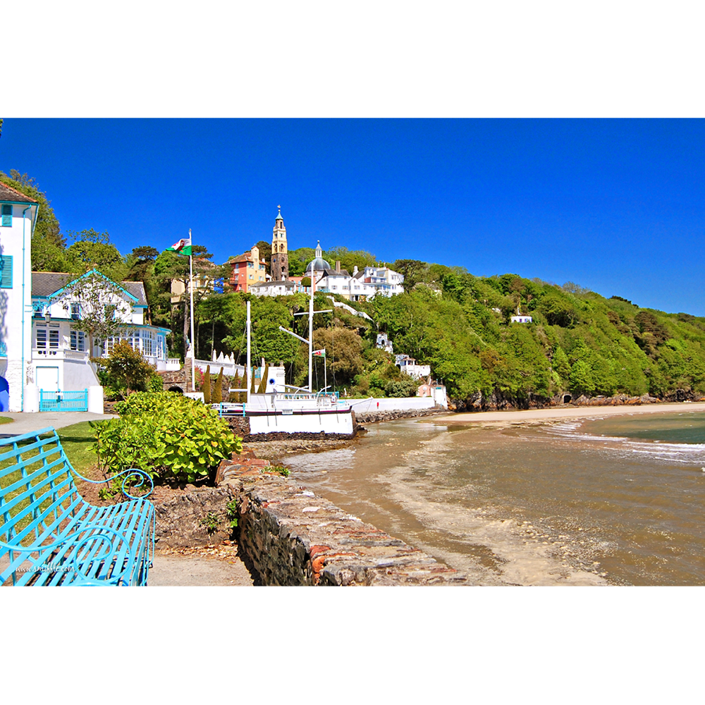 Portmeirion, North Wales - FST153