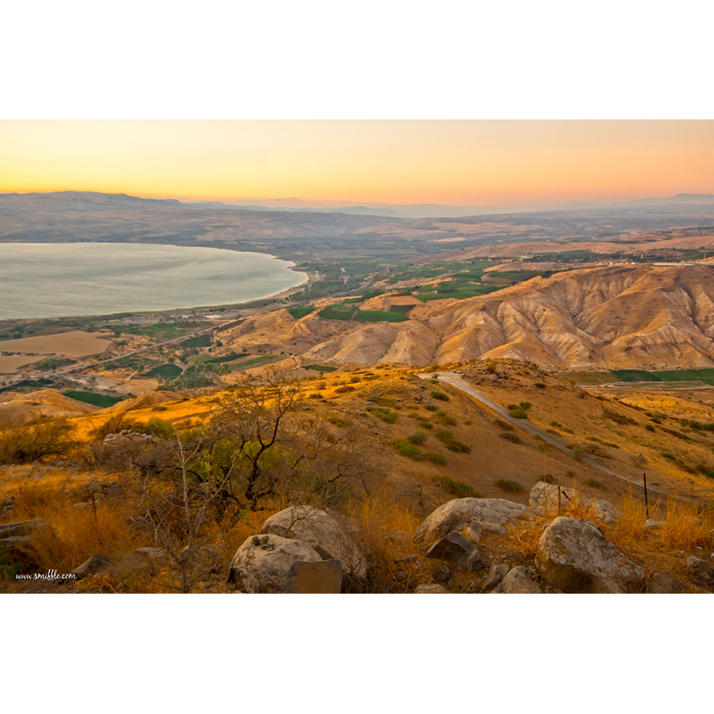 Sea of Galilee - ISR056