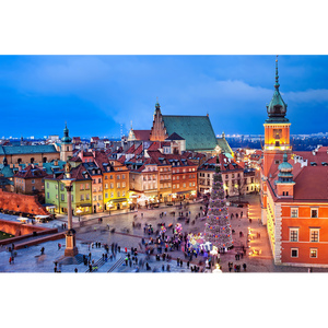 Warsaw, Old City - POL059