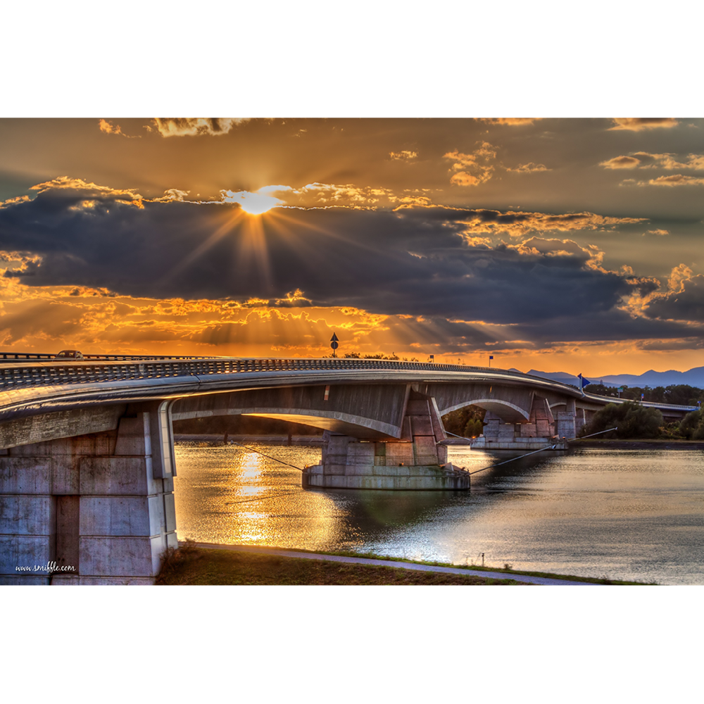 Pierre Pflimlin Bridge - FRA066