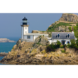 Point de Pen al Lann Lighthouse, Brittany - FRA067