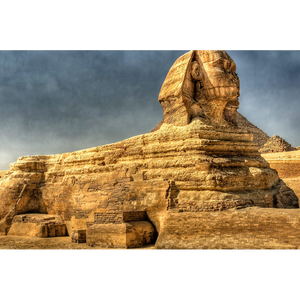 Egypt, Great Sphinx of Giza - AFR006
