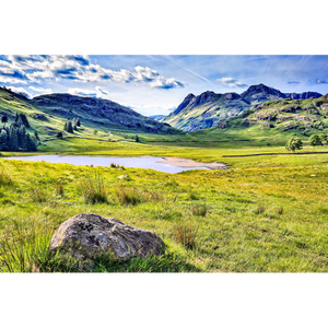 Blea Tarn, Lake District National Park - FCL007