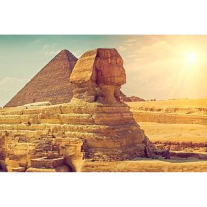 Egypt, Great Sphinx of Giza - AFR007