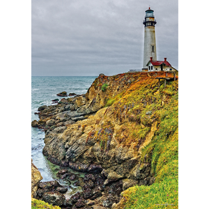 Pigeon Point, Pescadero, California, USA - LGT080