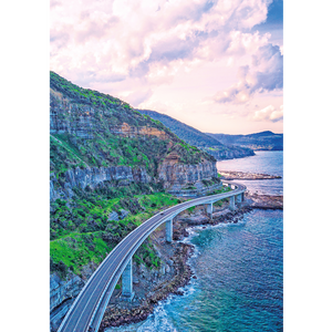 Australia, Sea Cliff Bridge, New South Wales - BRG081